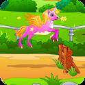 Unicorn Run icon