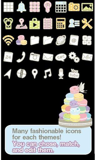 Cute Wallpaper Sweet Macaron 2.0.0 Windows u7528 4