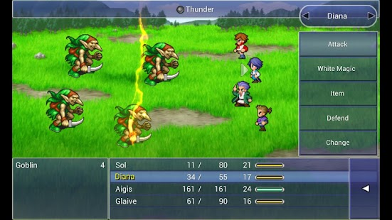 FINAL FANTASY DIMENSIONS Screenshot 4