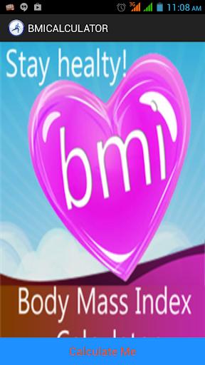 BMI CALCULTATOR