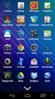 Screenshot of AppDrawer (MIUI App Drawer)