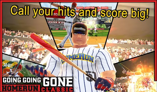 Going Going Gone: HR Classic- screenshot thumbnail