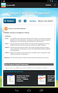 McGraw-Hill K-12 ConnectED- screenshot thumbnail