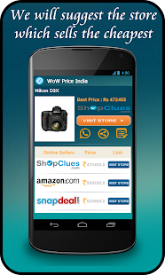 WoWPrice- Smart Price Compare- screenshot thumbnail