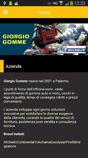 Giorgio Gomme