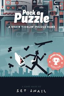 Pack a Puzzle - screenshot thumbnail