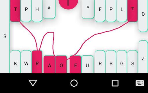 Steno Keyboard