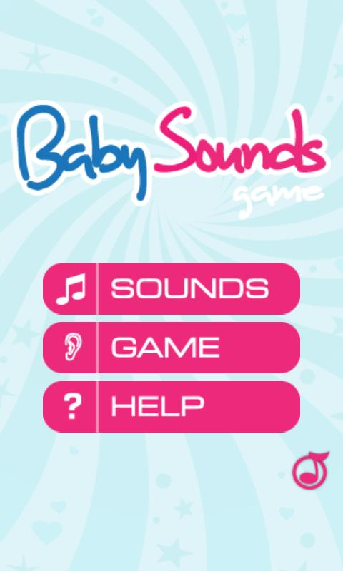 Baby Sounds Game (Ads Free) - screenshot