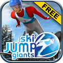 Ski Jump Giants 13 FREE icon