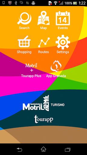 Travel Guide Tourapp Motril