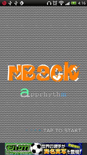 NBack Improbe working memory