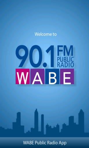 WABE Public Radio App