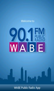 WABE Public Radio App- screenshot thumbnail