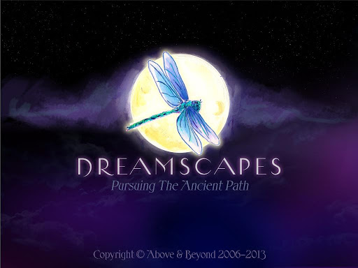 Dreamscapes Dictionary Tablet