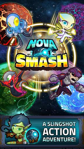 Nova Smash – Slingshot Action