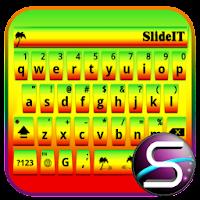 SlideIT Reggae Skin 4.0