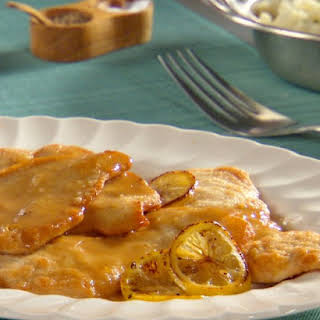 Chicken Piccata.