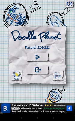 Doodle Planet FREE - screenshot