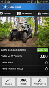 ORV Trails - screenshot thumbnail