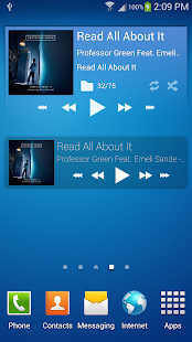 Poweramp - screenshot thumbnail