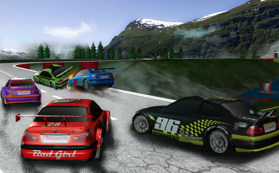 3D Car Racing Drift - screenshot