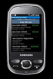 Avactis Monitor- screenshot thumbnail