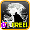3D Howling Moon Slots - Free icon