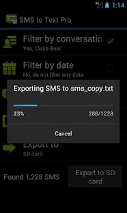 SMS to Text Pro Screenshot