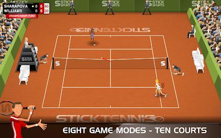 Stick Tennis Screenshot 8
