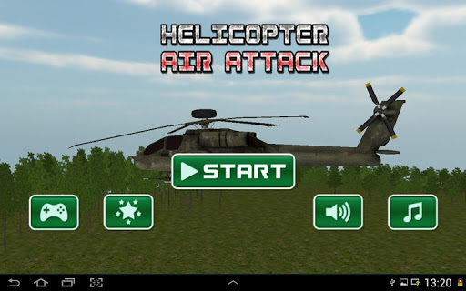 Real Combat Action:Copters