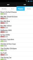 Screenshot of Street Food Boston
