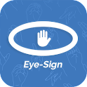 Eye-Sign icon