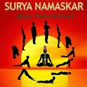 Surya Namaskar Yoga Poses icon