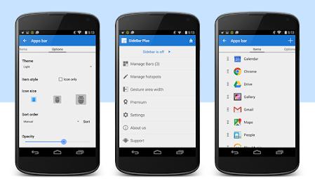Sidebar Plus (Multi-bars) Screenshot 23