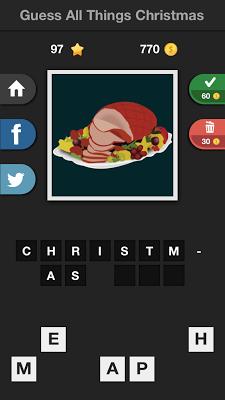 Icontrivia : Christmas - screenshot