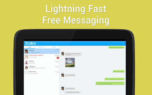 KeeChat Messenger - Free chats - screenshot thumbnail
