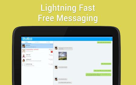 KeeChat Messenger - Free chats 1.5 screenshot 28123