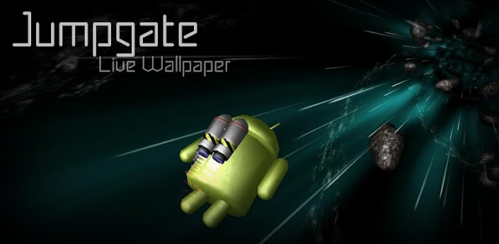 Jumpgate Live Wallpaper
