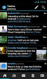 Echofon PRO for Twitter Screenshot 1