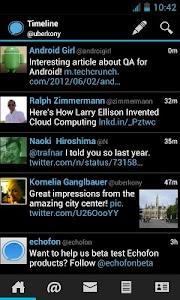 Echofon PRO for Twitter v2.4.0.0