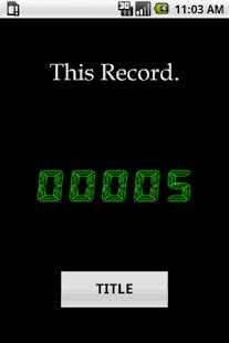 限界に挑戦!数字記憶(KaZ)- スクリーンショットのサムネイル