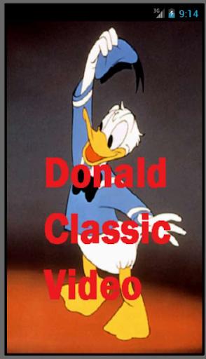 【免費媒體與影片App】Donald Classic Video-APP點子