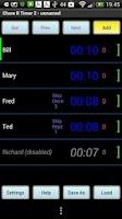 Screenshot of Chore-R-Timer