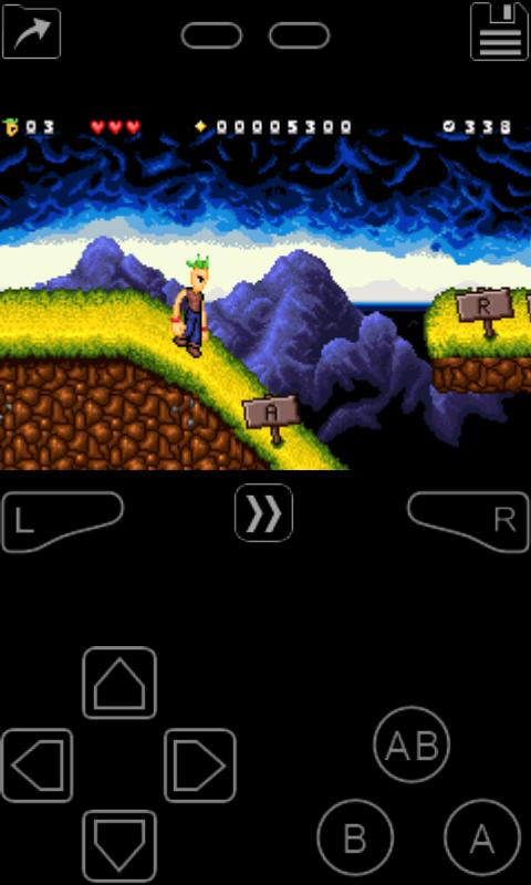My Boy! Free - GBA Emulator - screenshot