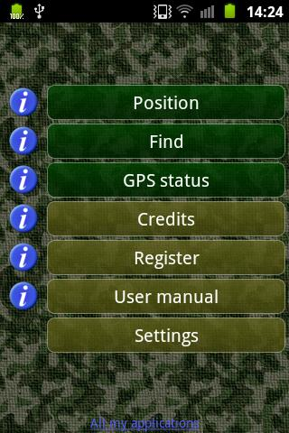 GPS find me