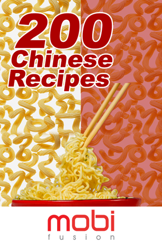 200 Chinese Recipes- screenshot