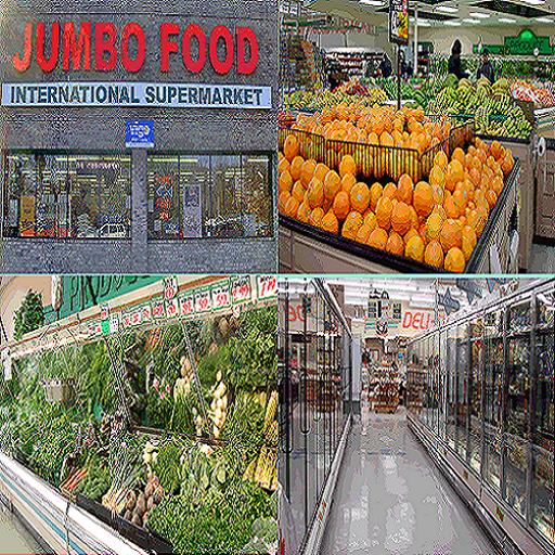 JUMBO FOOD INT'l SUPERMARKET