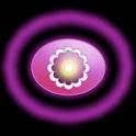 Crown Chakra ,sahasrara chakra icon
