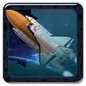 Space Shuttle 3D icon
