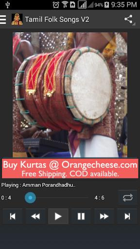 Tamil Folk Songs V2